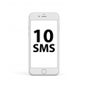 Pack 10 SMS